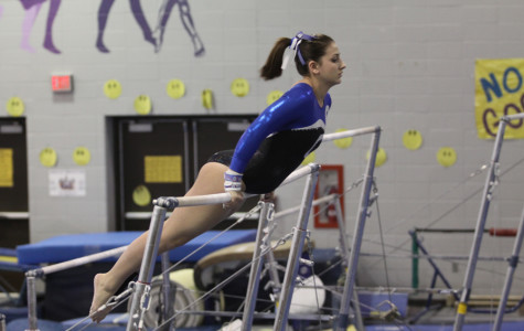 Gymnastics Defeat Encourages Improvement