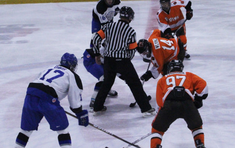 Intense Game Against Northrop