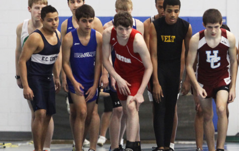 Boys Track Team Anticipates a Strong, Successful Season