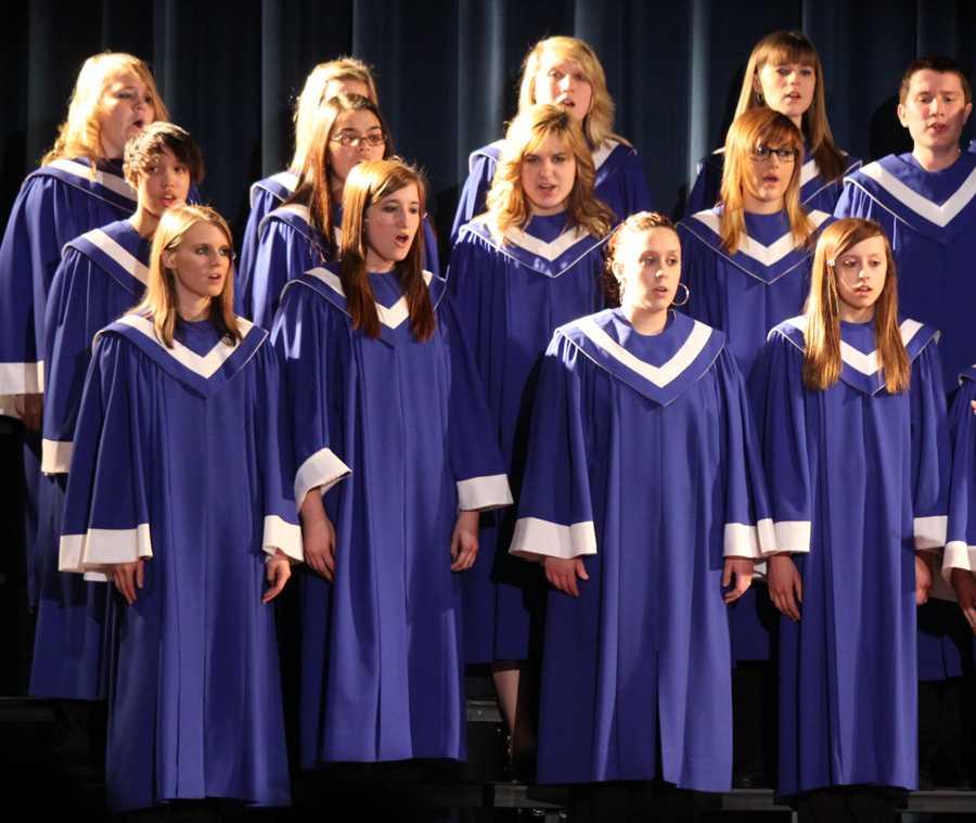 A Choir of Confidence
