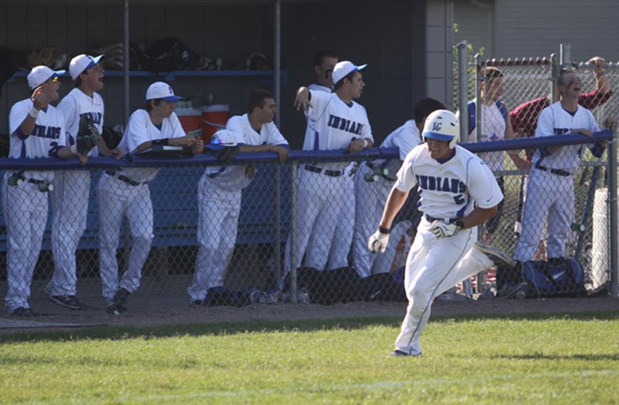 Varsity Baseball Wins in Second Chance