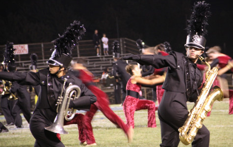 Marching Band Ranked 14th in the Nation
