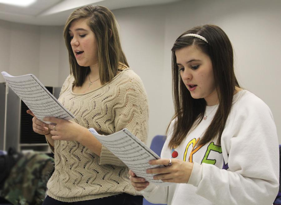 Counterpoints Prepares for Concert