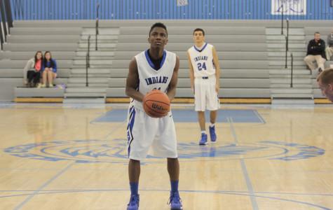 JV Boys Basketball Dominates Lowell