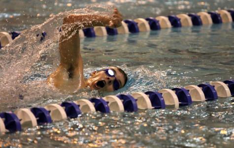 JV Boys Swimming Falls to Munster