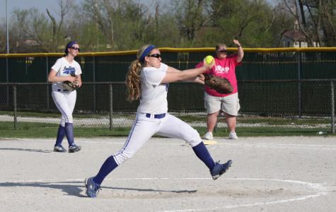 JV Girls Softball Slides into a Win