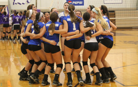 Indians volleyball takes on Merrillville