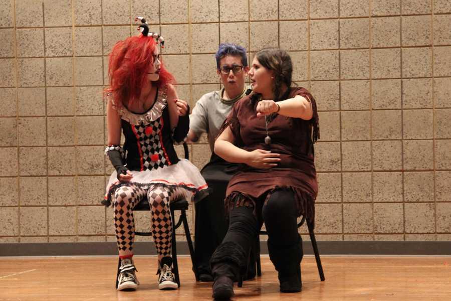 Cora Sakal (10), Jadon Bloom (11), Tabitha Prowse (12)