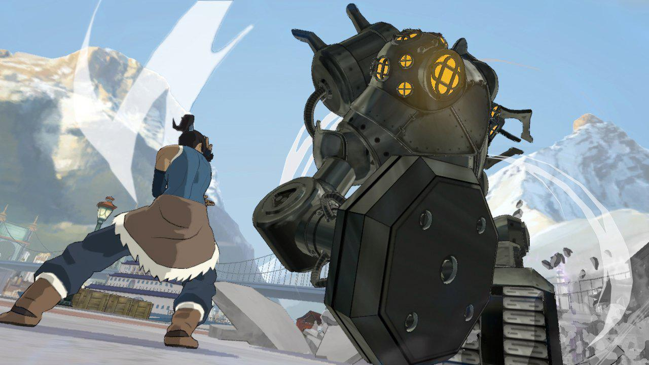 """""""The Legend of Korra"""": an enticing animation"""