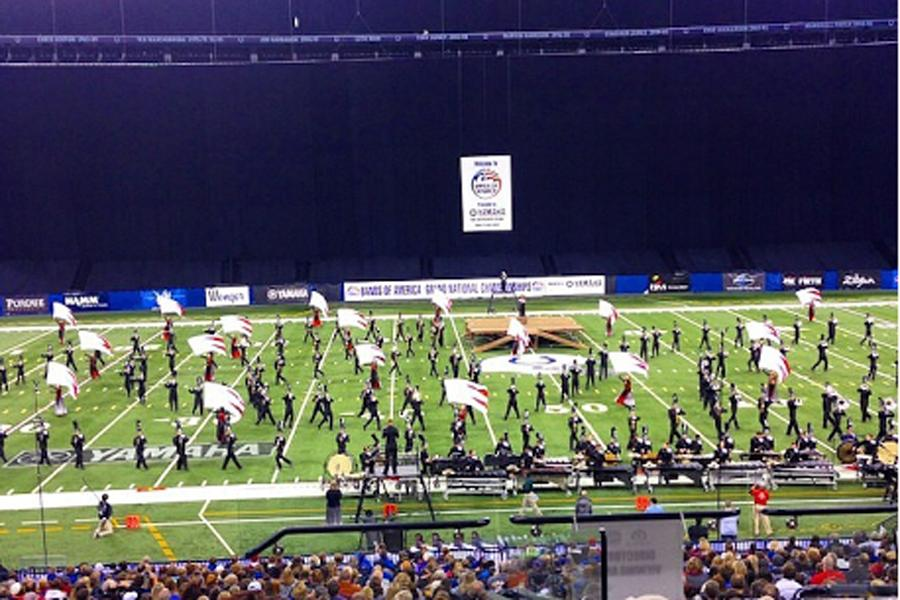 Lake+Central+%E2%80%98Tribe+of+Pride%E2%80%99+competes+at+the+Bands+of+America+Grand+National+Marching+competition+from+Nov.+13-15+at+Lucas+Oil+Stadium+in+Indianapolis%2C+Ind.+This+was+the+last+competition+of+their+season%2C+and+they+placed+24th+overall.+