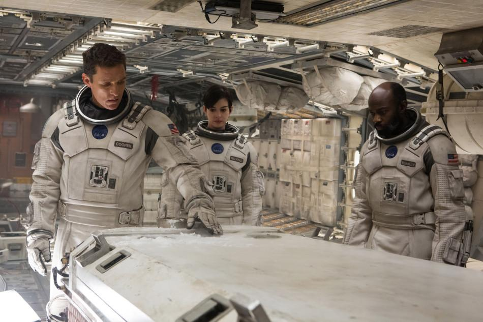 """Interstellar"" takes audiences out of this world"