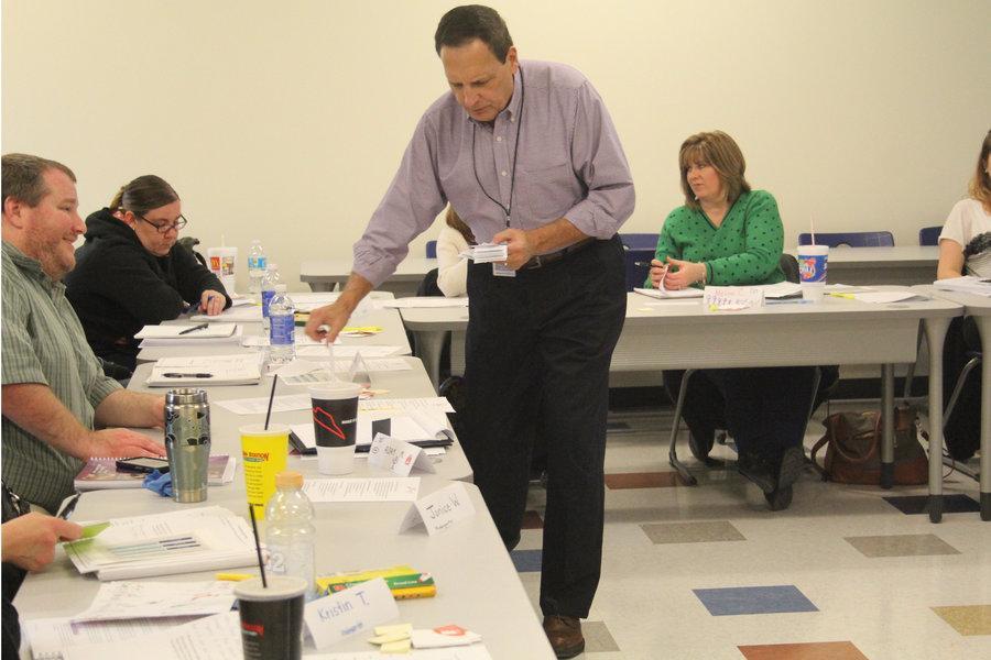 CRISS training teaches new classroom strategies