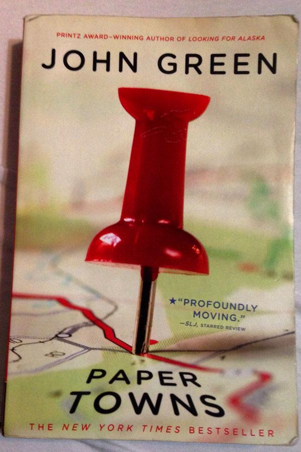 John Green's Paper Towns was a must-read