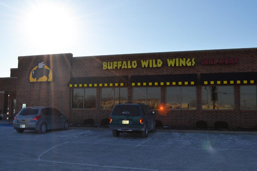 Buffalo Wild Wings in Schererville hosts a fundraiser to support the Riley Hospital for Children.  Students from Lake Central were encouraged to dine between 5 and 9 p.m., so that 15 percent of their bill would help the cause.