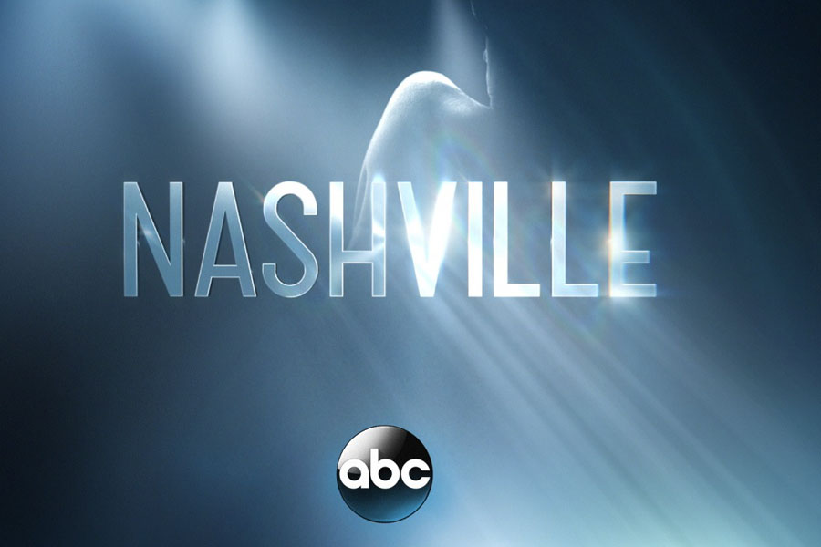 The hit show Nashville on ABC is on season 3. The show started in 2012.