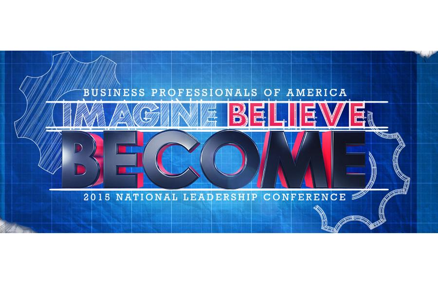 The BPA national logo for 2014-2015 is designed by a BPA contestant from the 2013-2014 school year. State was held from March 15 to March 17, 2015.