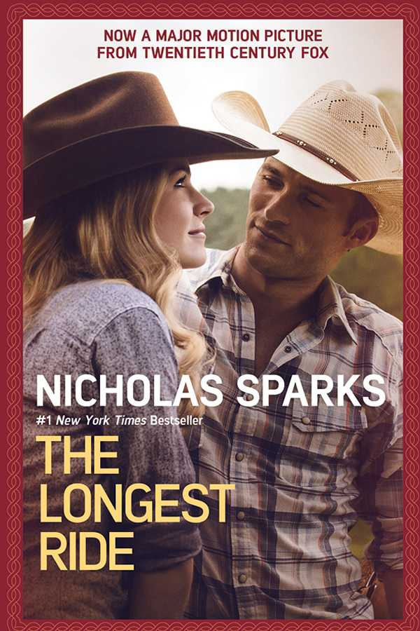 "Nicholas Sparks' ""The Longest Ride"" will be turned into a motion picture and in theaters on April 10. The book was a #1 New York Best Seller."