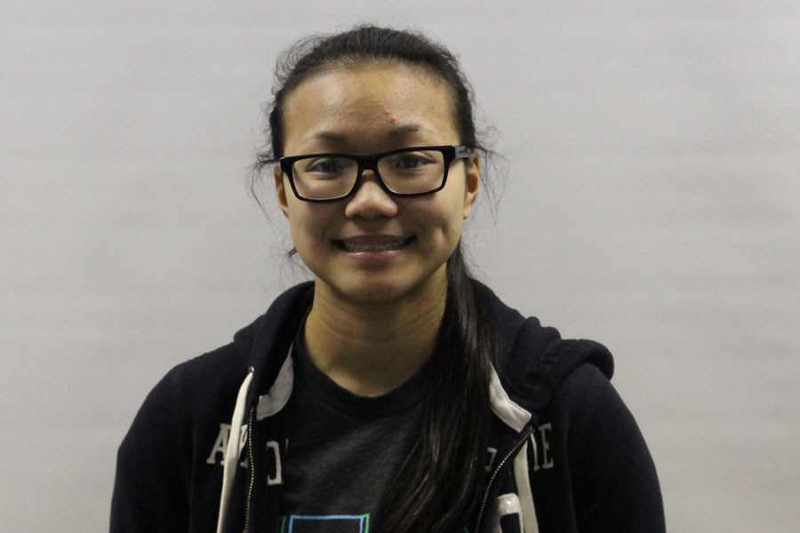Tiffany Tao (12) is attending MIT starting August 2015. Tao applied in November during early action to the Massachusetts university and got accepted in December.