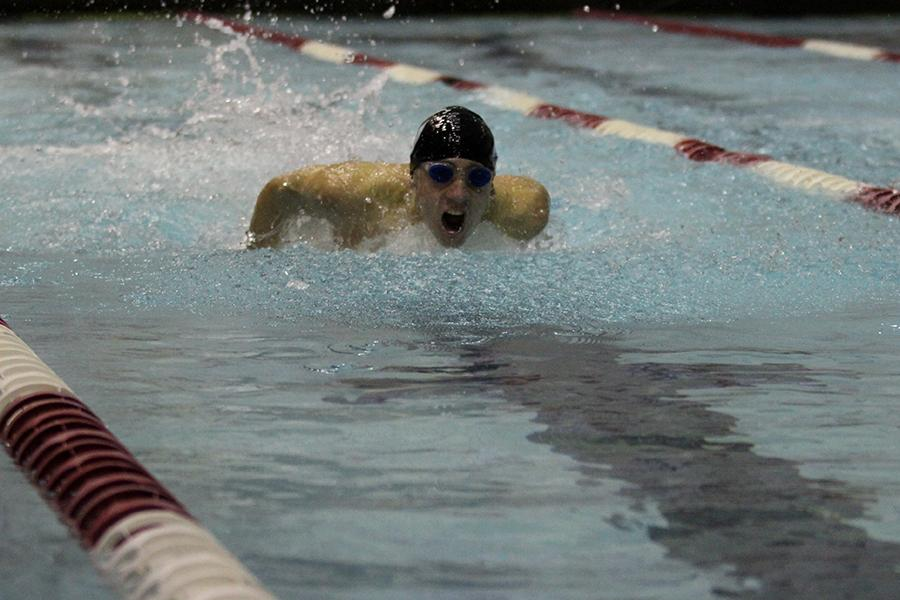 2-20-16-Wilkes-BoysSwimming-Sectionals5