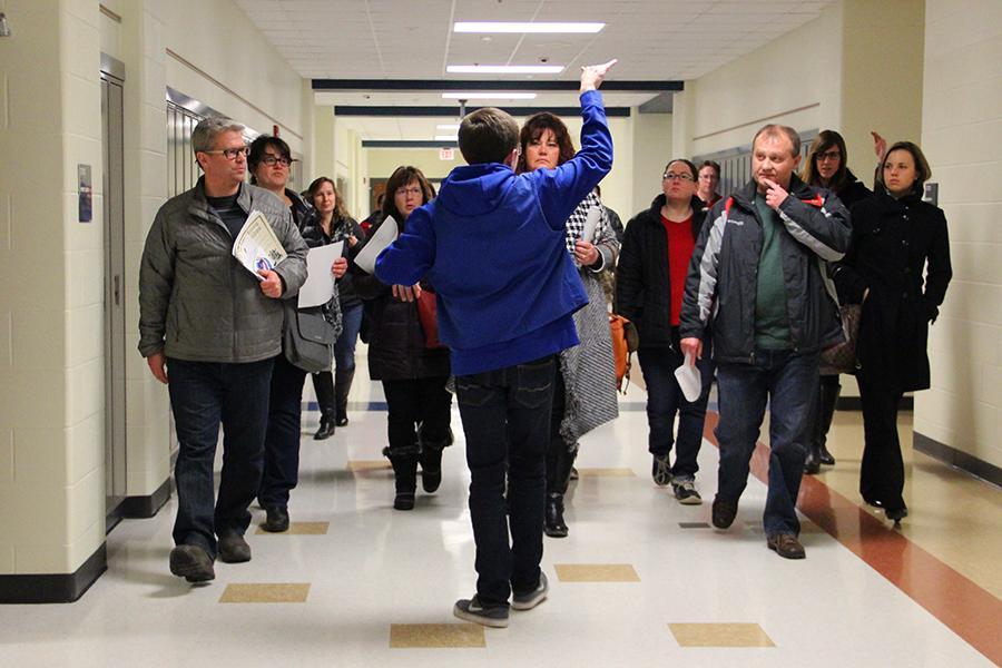 2/11/16 Incoming Freshman Night Gallery