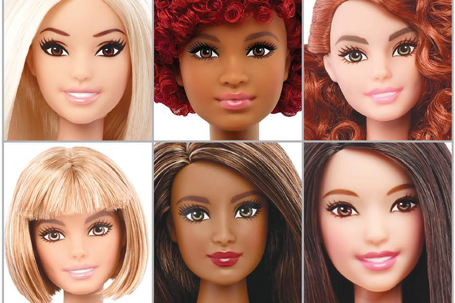 Graphic+showing+the+new+Barbie+lineup.+%28Used+with+limited+license%3A+Los+Angeles+Times%29