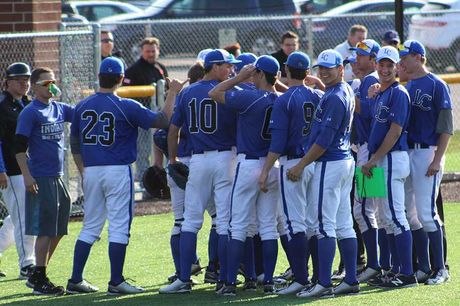 5/18/16 Varsity Baseball Gallery