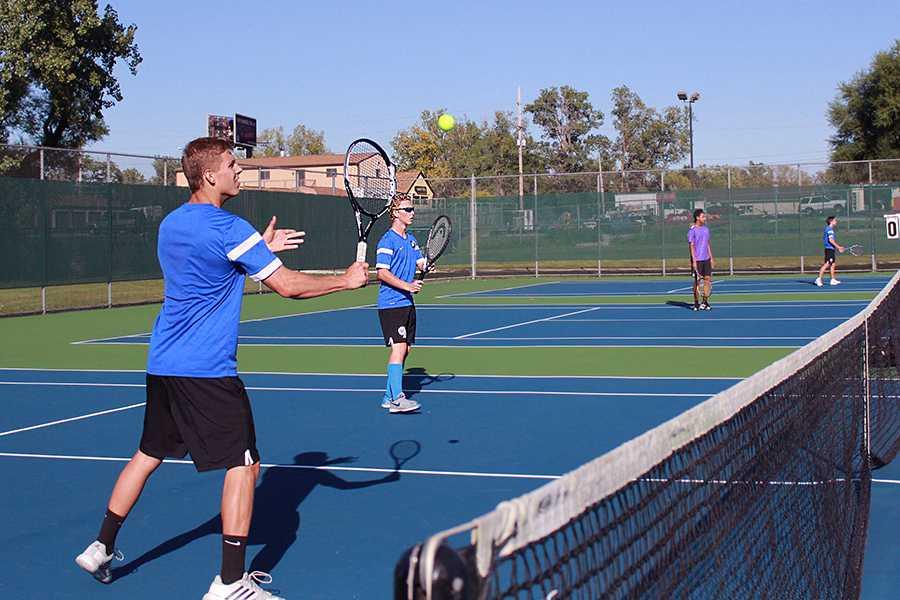 9/15/16 JV boys tennis gallery