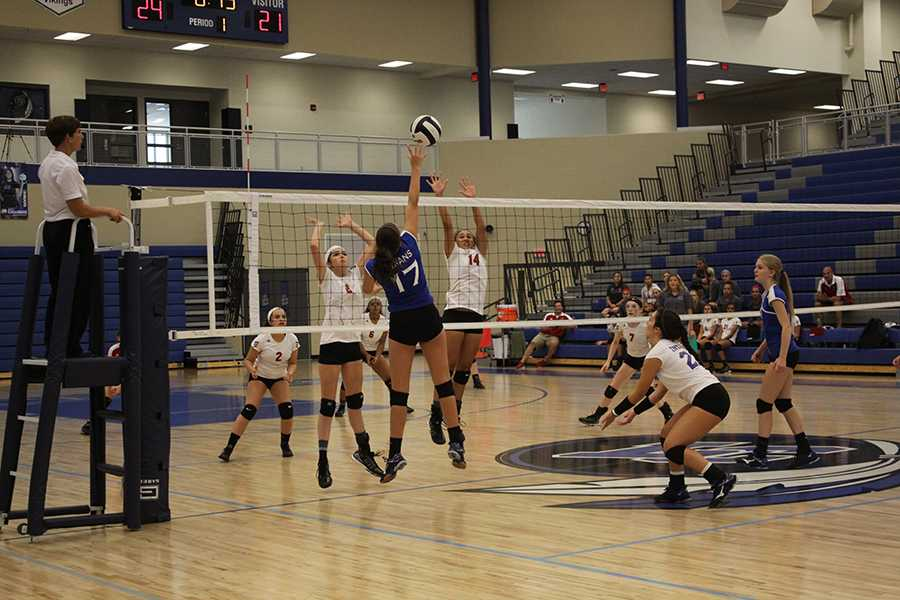 9/1/16 JV Volleyball gallery