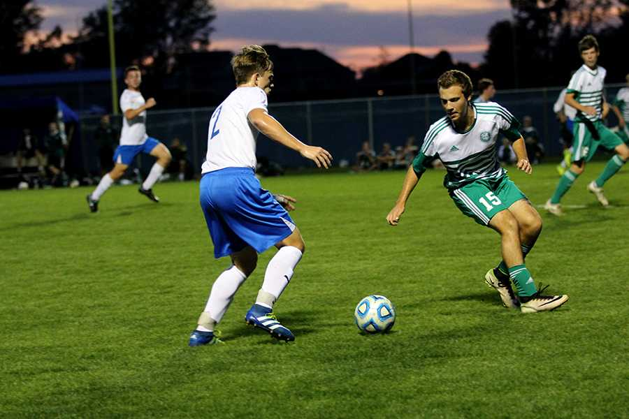 9/21/16 Varsity Boys Soccer Gallery