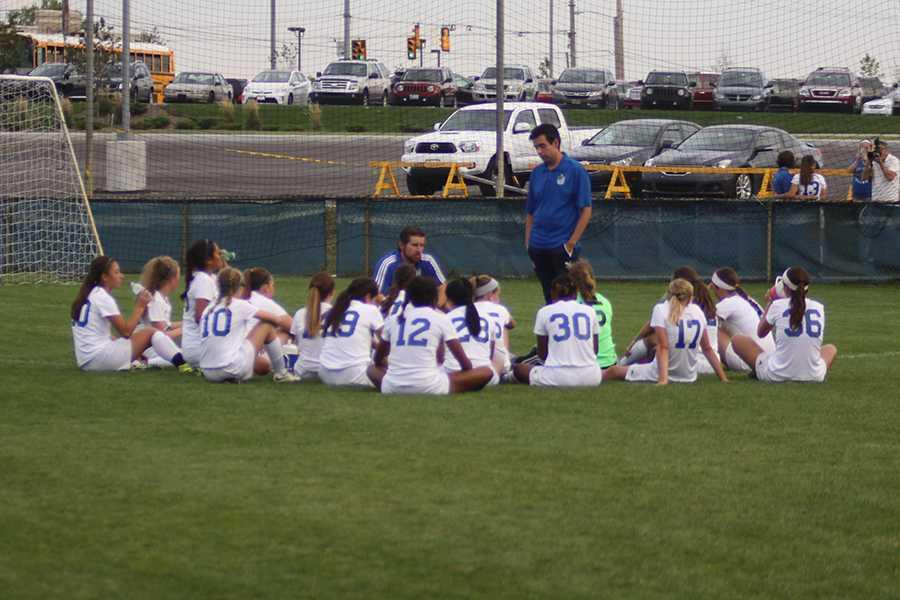 9/13/16 JV girls soccer gallery