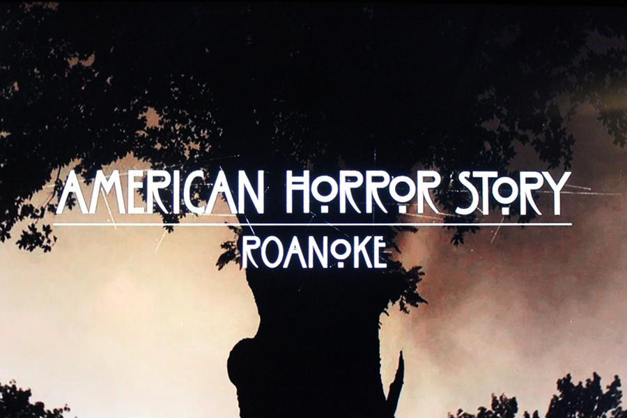 The+promo+for+%E2%80%9CAmerican+Horror+Story%3A+Roanoke%E2%80%9D+plays+before+every+episode+airs.+The+first+episode+of+the+season+premiered+on+Sept.+14.++++++%0A