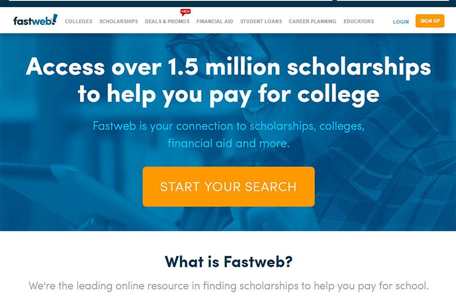 Fastweb.com+is+one+of+the+most+common+websites+for+scholorships.+Students+have+used+the+websites+in+the+past+to+apply+for+many+financial+aid+opportunities.+