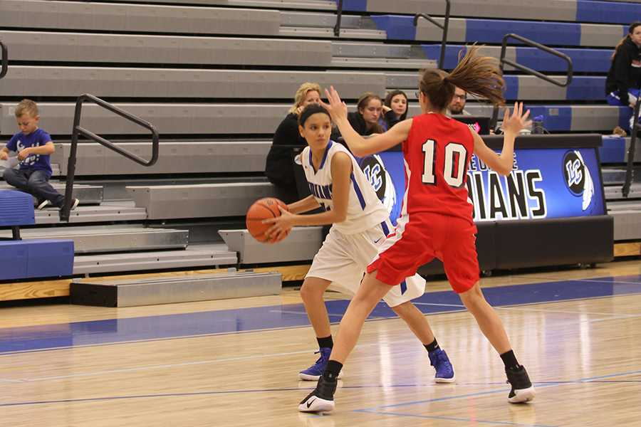 11/1/16 Freshmen Girls Basketball Gallery