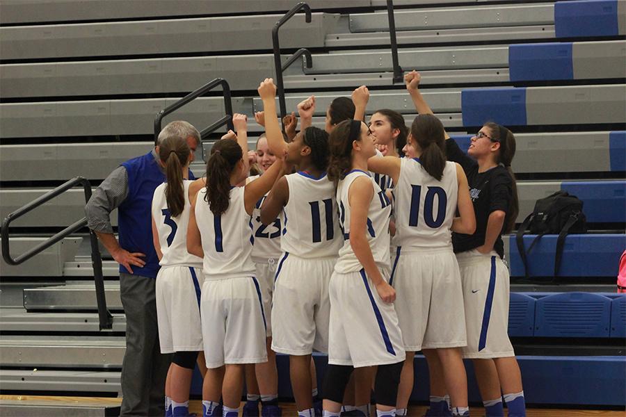 11/14/16 Freshman girls basketball gallery