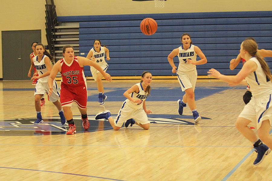11/15/16 Freshman girls' basketball gallery
