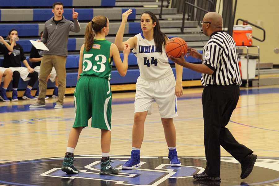 11%2F22%2F16+Freshman+girls+basketball+gallery
