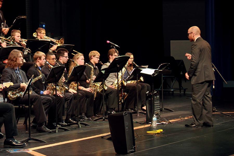 12/1/16 Jazz band photogallery