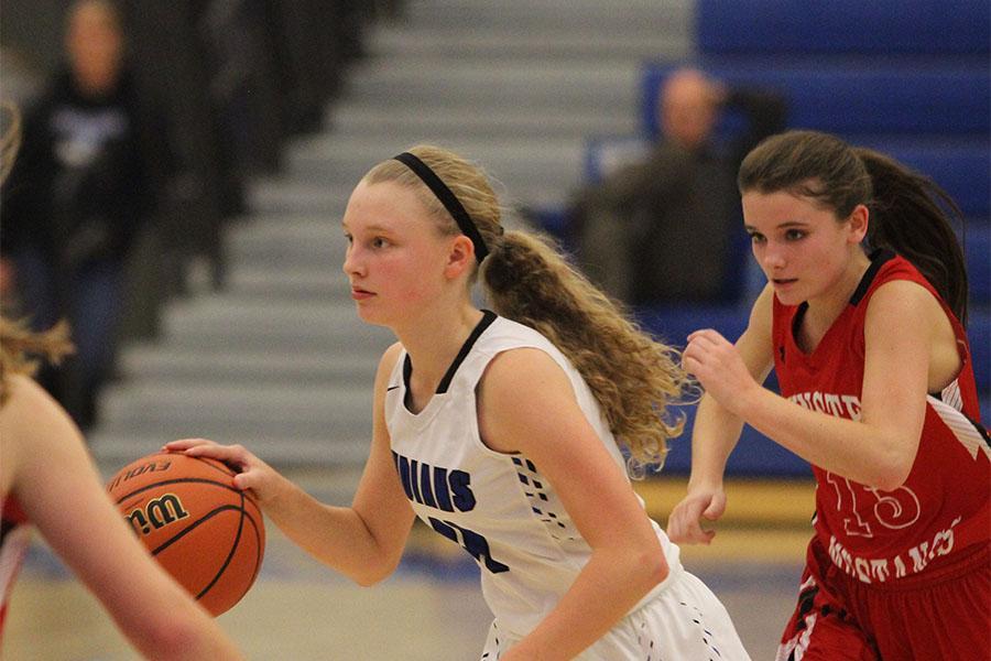 11/29/16 Varsity girls basketball gallery