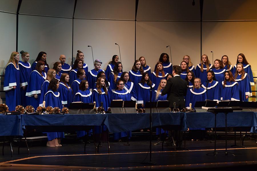 12/13/16 Choir concert gallery