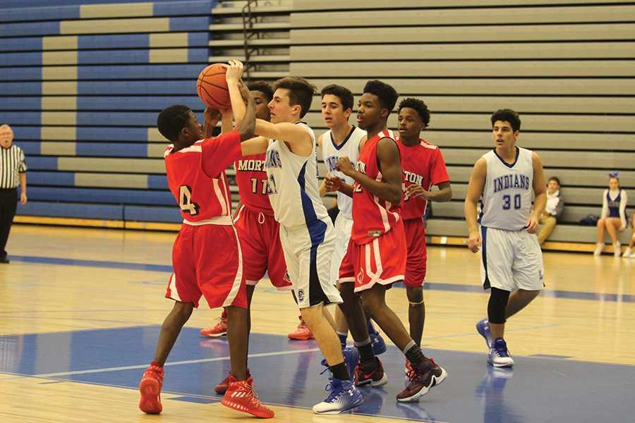 1/25/17 Freshman boys basketball gallery
