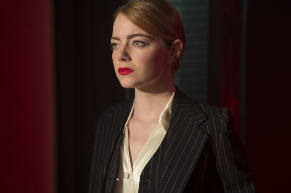 Emma Stone as Mia in a scene from the movie