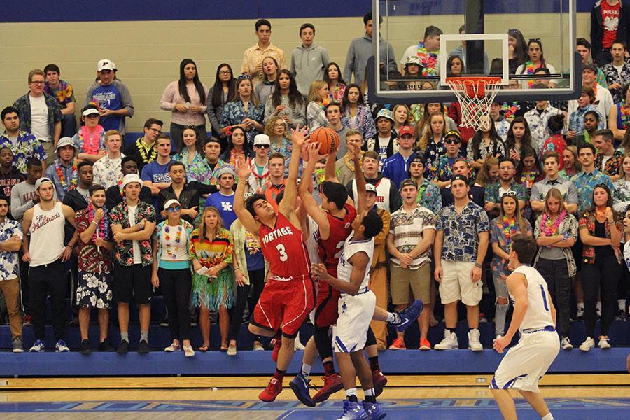 1/13/17 Varsity Boys' Basketball Gallery