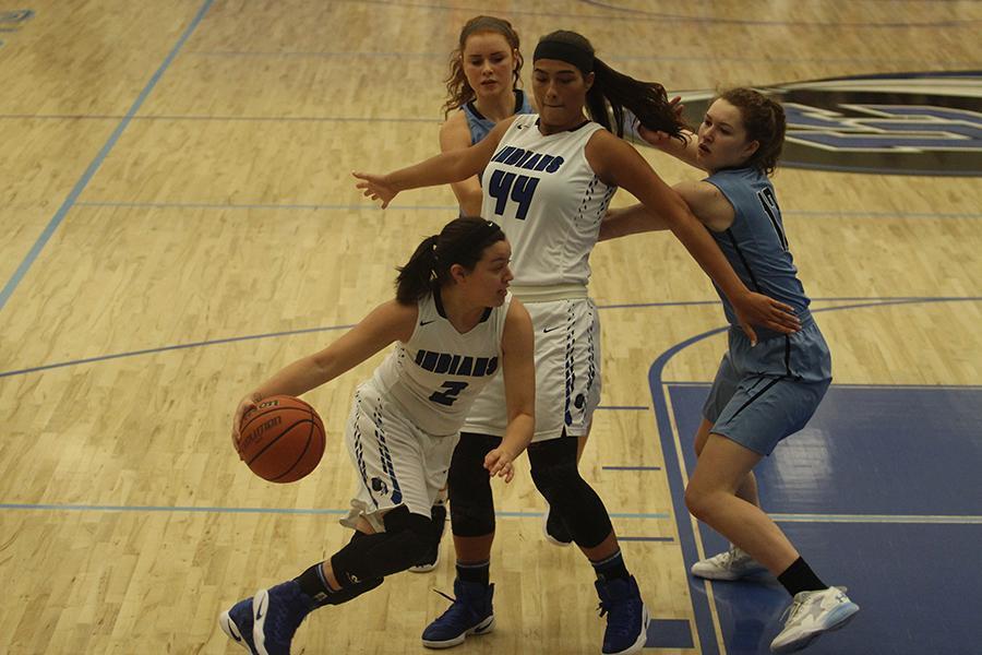 1/27/17 Varsity girls basketball gallery