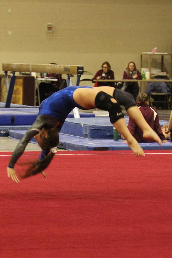 2/7/17 Gymnastics Gallery