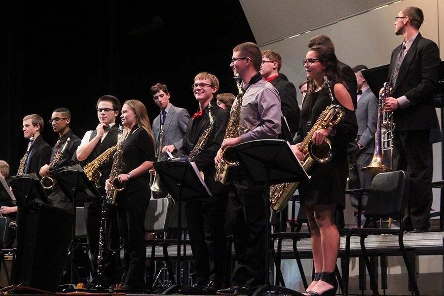2/9/17 Jazz Band Concert Gallery