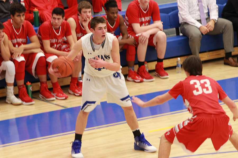 2/17/17 JV Boys' Basketball Gallery