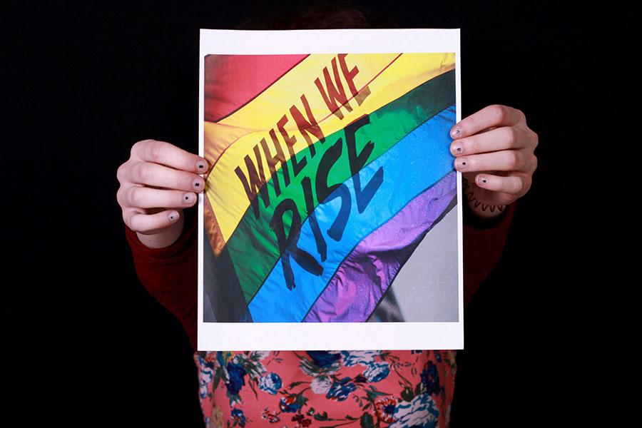 """When We Rise"" is a miniseries that tells stories from members of the LGBTQIA+ community. The series premiered on ABC on Feb. 27."
