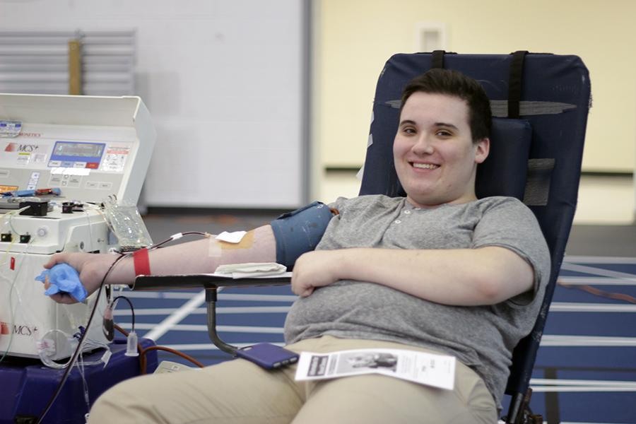 4/21/17 Blood Drive Photo Gallery