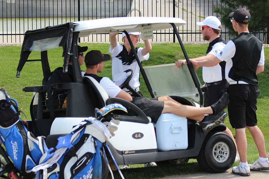 4/15/17 Boys varsity golf gallery