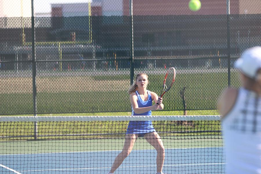 5/11/17 Girls Varsity Tennis Gallery